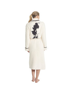 BAREFOOT DREAMS COZYCHIC ADULT ROBE MINNIE MOUSE