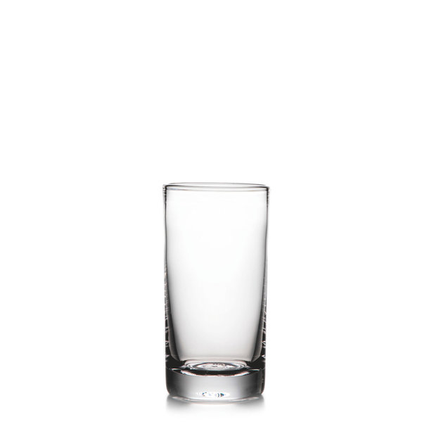 SIMON PEARCE ASCUTNEY TUMBLER GLASS 16 OZ