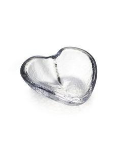 SIMON PEARCE HIGHGATE HEART DISH IN GIFT BOX