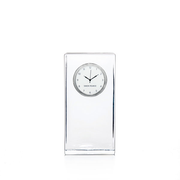 SIMON PEARCE WOODBURY CLOCK TALL
