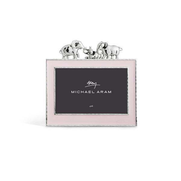 MICHAEL ARAM ELEPHANT FRAME PINK 4X6