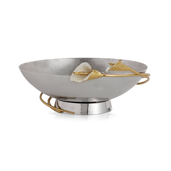 MICHAEL ARAM CALLA LILY MEDIUM BOWL