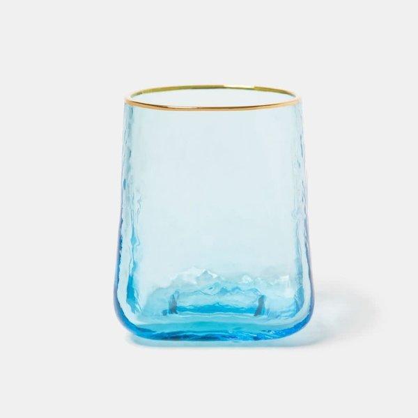 CARAVAN HOME CELINE GLASS SKY BLUE, SHORT