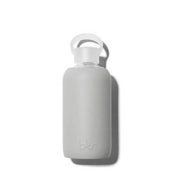 BKR GLASS & SILICONE WATER BOTTLE 500ML