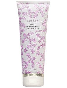 "LOLLIA ""RELAX"" PERFUMED SHOWER GEL"