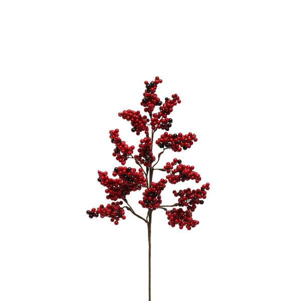 "MERAVIC BERRY SPRAY 20"" RED"