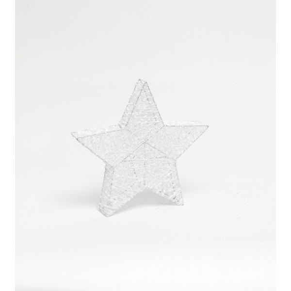 "MERAVIC STAR 3D 11.5"" WHITE"