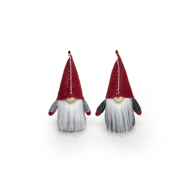 MERAVIC GNOME STITCH RED HAT