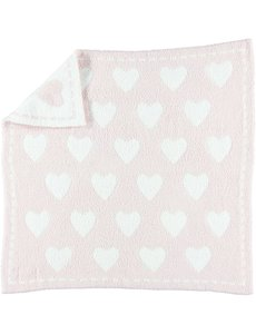 "BAREFOOT DREAMS COZYCHIC RECEIVING BLANKET 30"" X 30"""