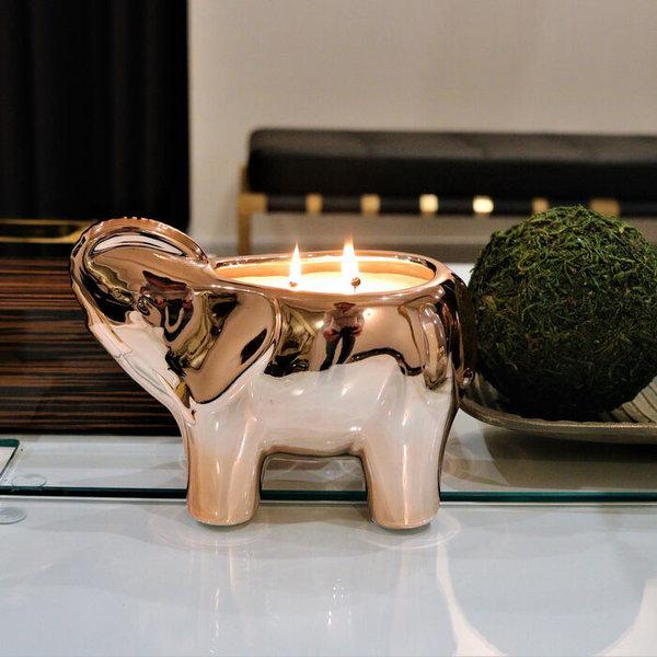 THOMPSON FERRIER THOMPSON FERRIER ELEPHANT COLLECTION ROSE GOLD - CASHMERE PETAL