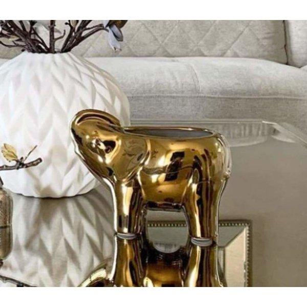 THOMPSON FERRIER THOMPSON FERRIER ELEPHANT COLLECTION GOLD - ORANGE BLOSSOM