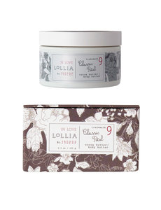 LOLLIA WHIPPED BODY BUTTER,  IN LOVE