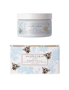 """LOLLIA """"WISH"""" WHIPPED BODY BUTTER"""