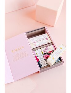 LOLLIA PETITE TREAT HANDCREME GIFT SET