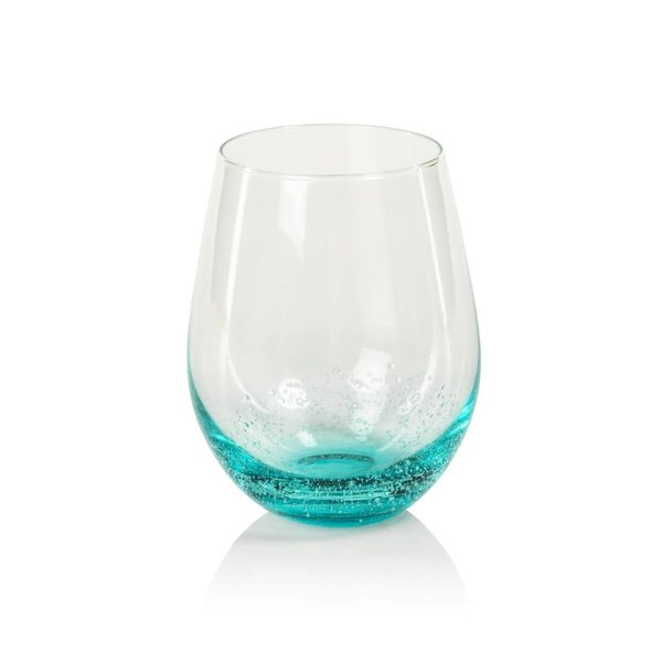 ZODAX AQUA BUBBLE STEMLESS GLASS
