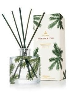 THYMES FRASIER FIR PINE NEEDLE PETITE REED DIFFUSER