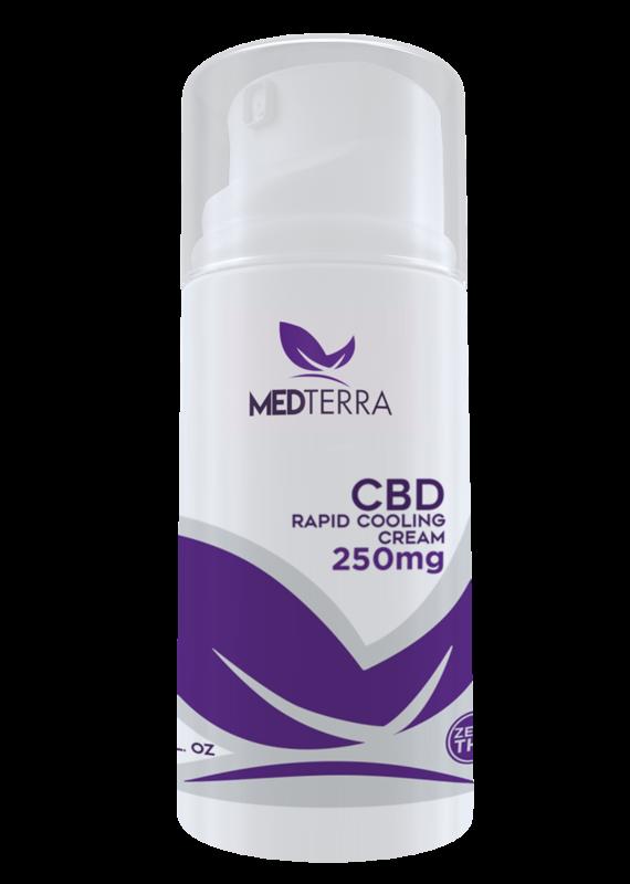 Medterra Medterra CBD Rapid Cooling Cream