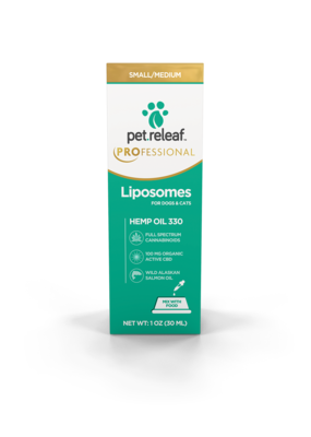 Pet Releaf Pet Releaf CBD Liposome Hemp Oil