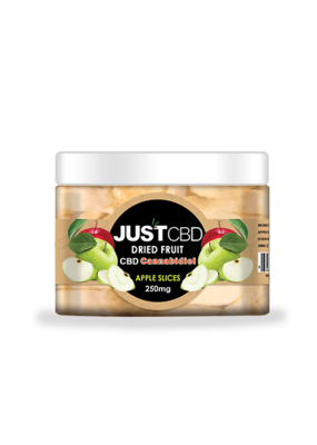 JustCBD JustCBD Dried Apple Slices