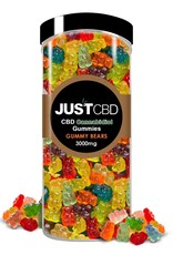 JustCBD JustCBD Clear Gummy Bears