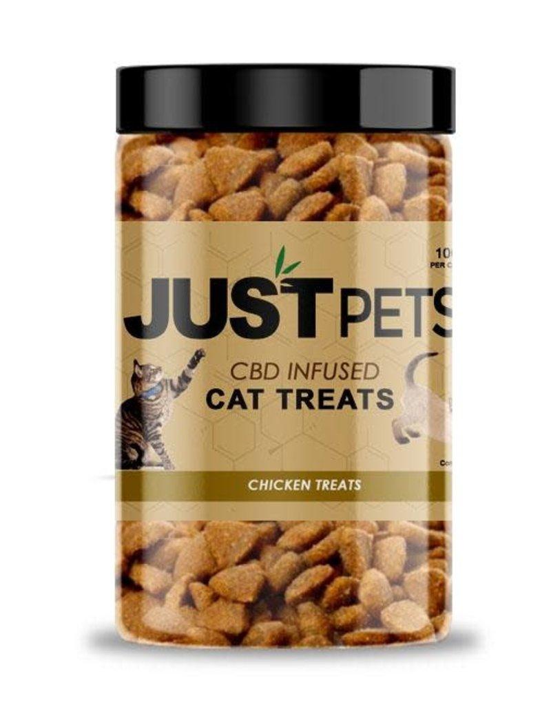 JustCBD JustCBD Cat Treats 100 mg