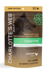 Charlottes Web Charlotte's Web Canine Chews Cognition