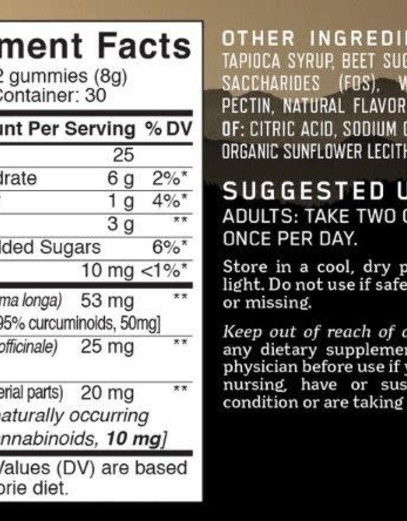 Charlottes Web Charlotte's Web Gummies Recovery 10 mg 60 ct