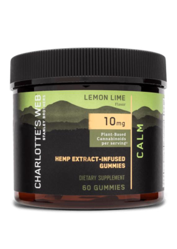 Charlottes Web Charlotte's Web Gummies Calm 10 mg 60ct