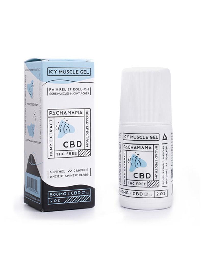 Pachamama Pachamama Icy Muscle Gel 500 mg