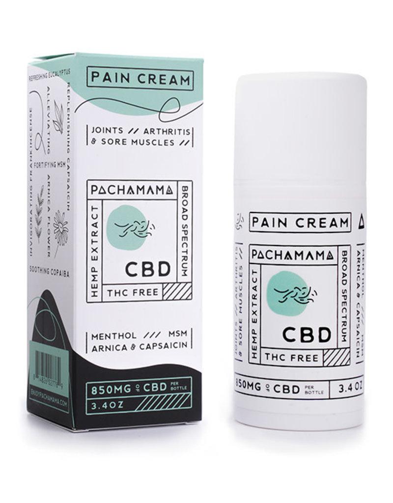Pachamama Pachamama Pain Cream 850 mg