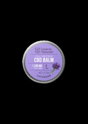 Lazarus Naturals Lazarus Naturals Lavender CBD Balm