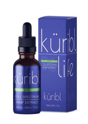 kuribl kuribl Full Spectrum Hemp Oil Tincture