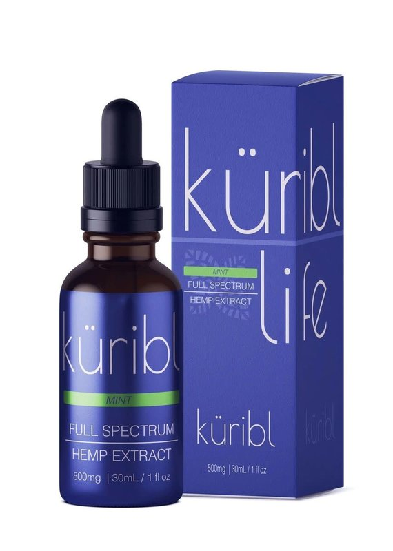 kuribl kuribl Full Spectrum Hemp Oil