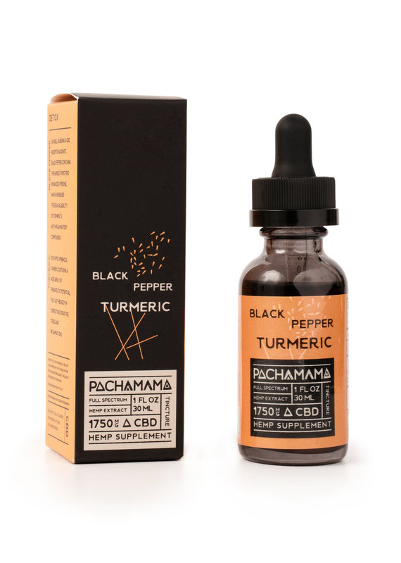 Pachamama Pachamama Black Pepper Tumeric