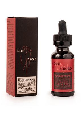 Pachamama Pachamama Goji Cocao 30 ml CBD Tincture