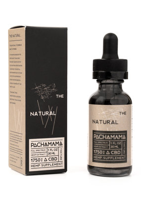 Pachamama Pachamama Natural 30 ml CBD Tincture