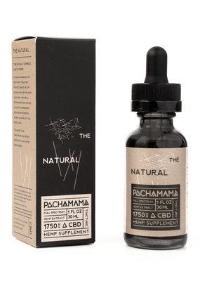 Pachamama Pachamama Natural CBD Tincture 30 ml