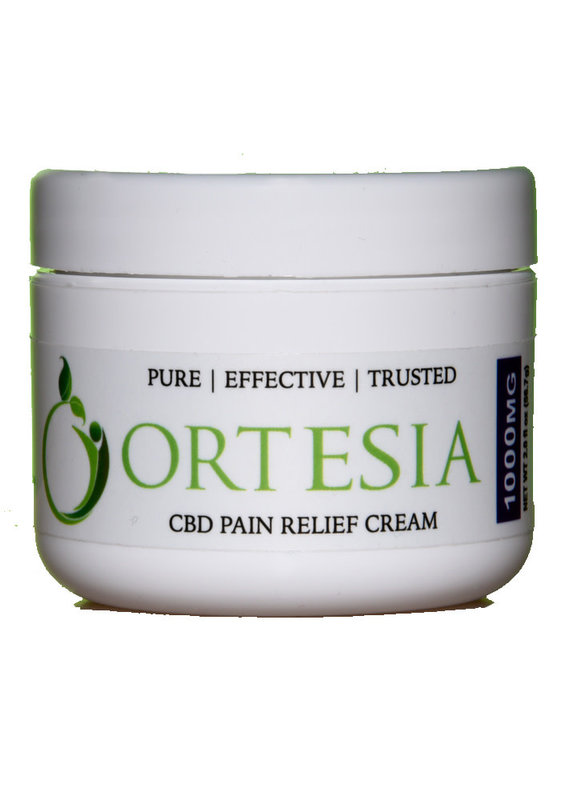 Ortesia Ortesia CBD Pain Relief Cream