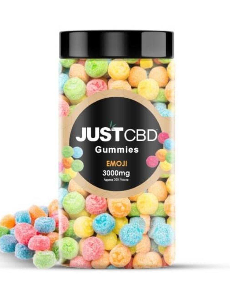 JustCBD JustCBD Gummy Emoji