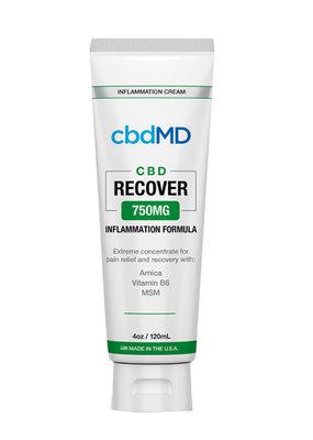 cbdMD CbdMD Recover Inflammation Formula 750 mg