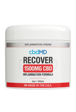 cbdMD CbdMD Recover Inflammation Formula 1500 mg