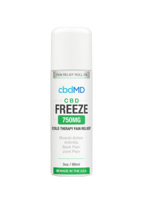 cbdMD cbdMD Freeze Pain Relief 750 mg