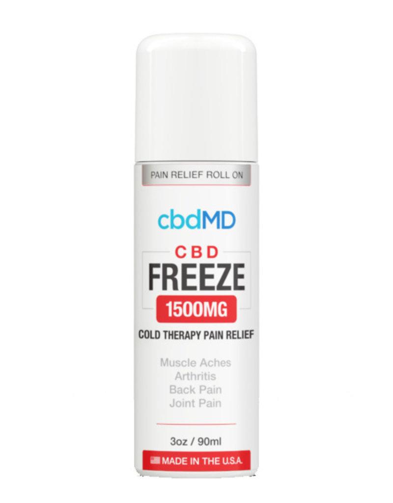 cbdMD CdbMD Freeze Pain Relief 1500 mg