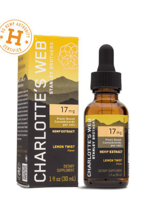 Charlottes Web Charlotte's Web Oil 17 mg