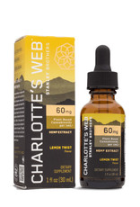 Charlottes Web Charlotte's Web CBD Oil 60 mg