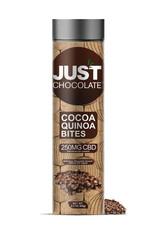 JustCBD JustCBD Cocoa Quinoa Bites 250 mg CBD