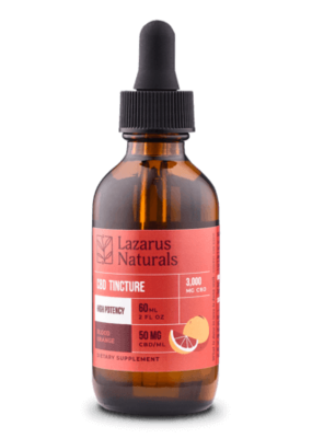 Lazarus Naturals Lazarus Naturals High Potency Isolate 3000 mg
