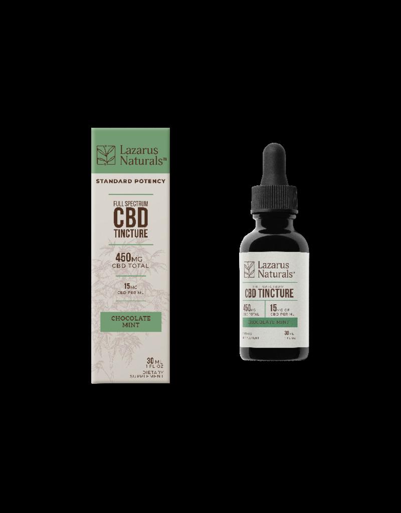 Lazarus Naturals Lazarus Naturals Standard Potency 450 mg Chocolate Mint