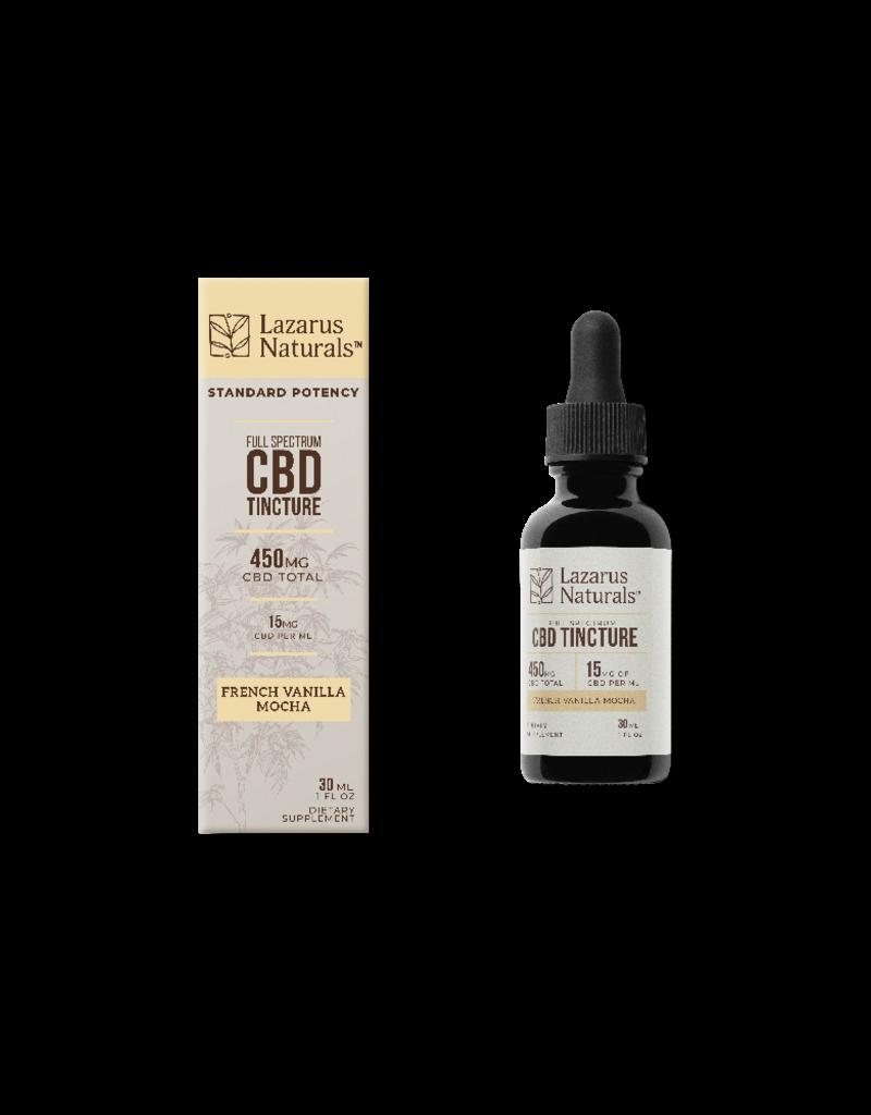 Lazarus Naturals Lazarus Naturals Standard Potency 450 mg French Vanilla Mocha