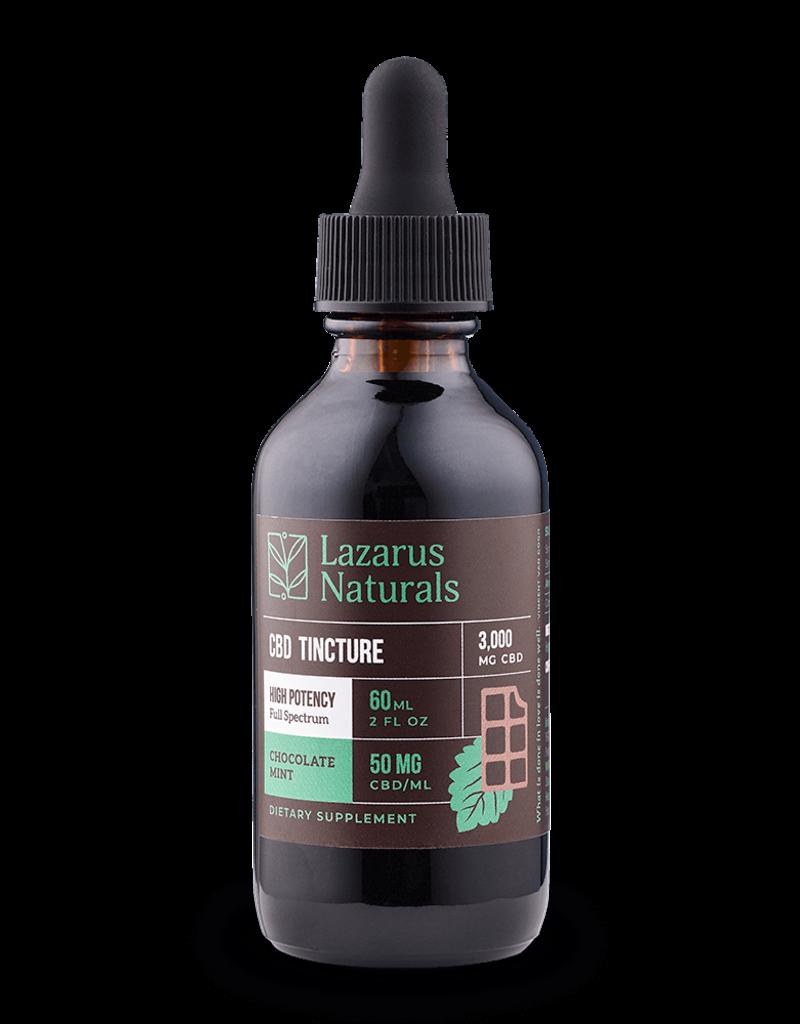 Lazarus Naturals Lazarus Naturals High Potency 3000 mg